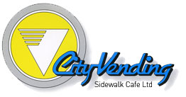 City Vending logo